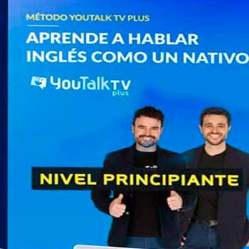 Curso YouTalk TV Plus – Nivel Principiante