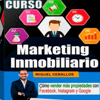 Curso Marketing Inmobiliario – Miguel Ceballos