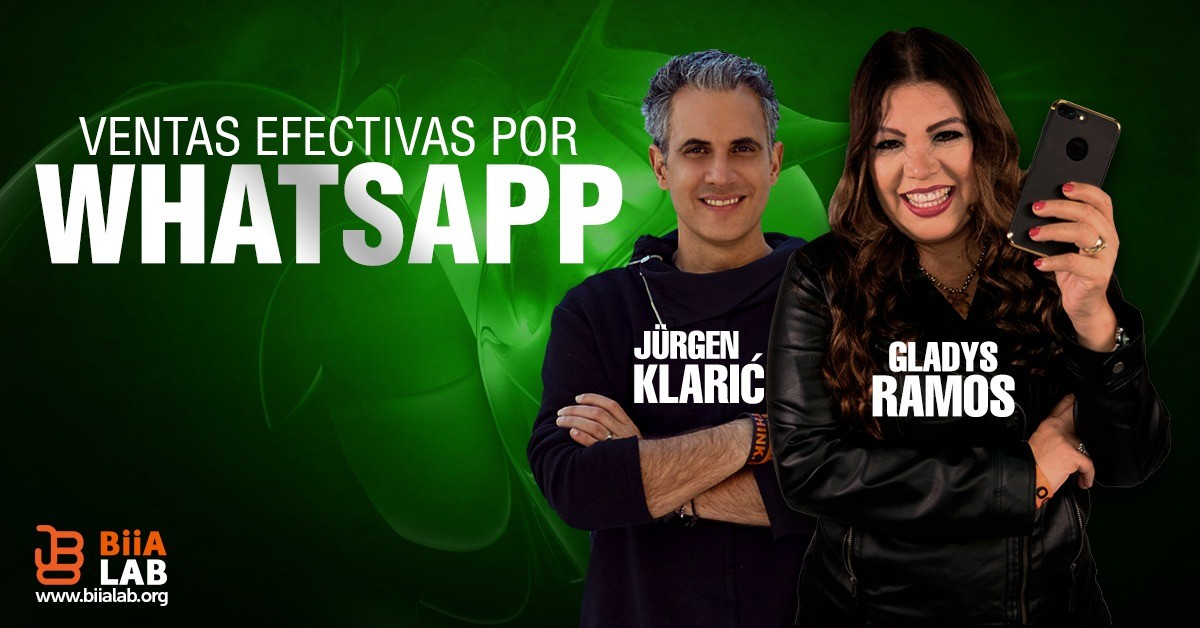 Curso Marketing y Ventas Efectivas por WhatsApp - Ju00fcrgen Klaric