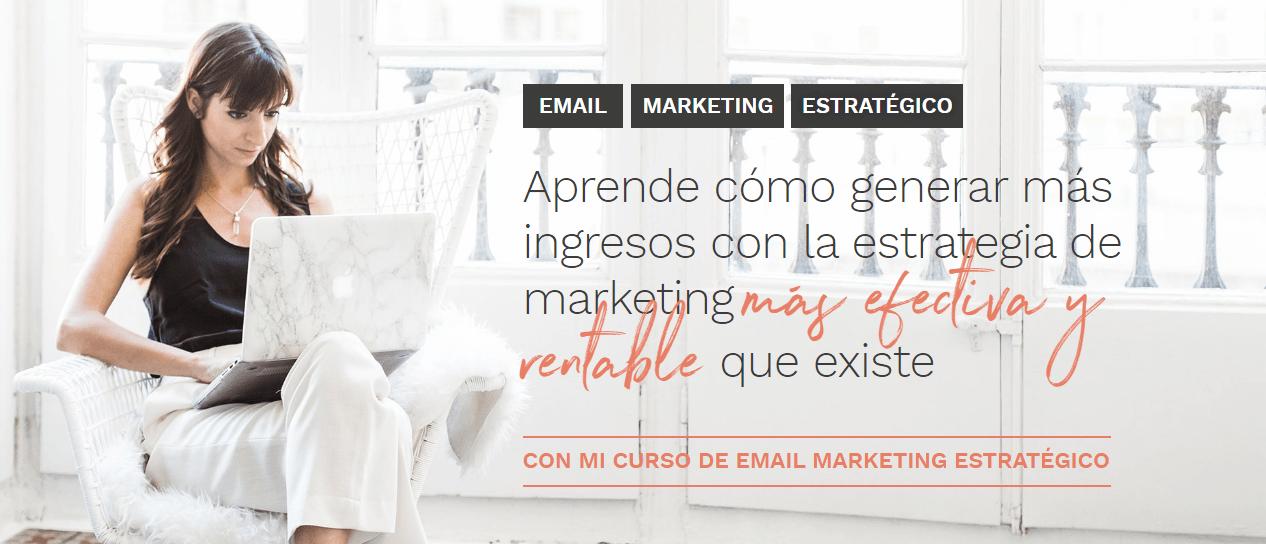 Curso Email Marketing Formula – Laura Ribas